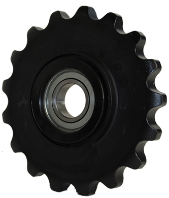 Picture of Lower Idler Sprocket, repl Ger. No. 032012.
