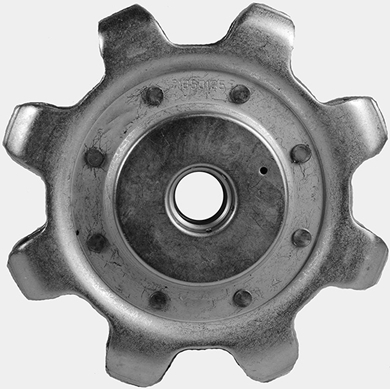 Picture of Idler Sprocket, Greasable for Hugger