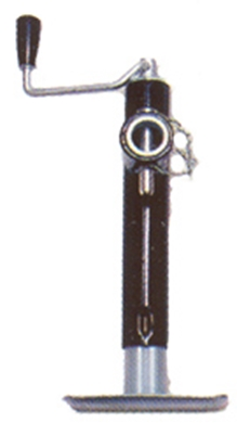 "Picture of 15"" tube mount jack."