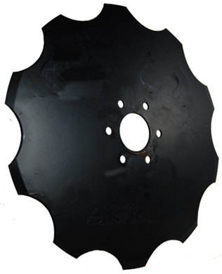 Picture of Notched Marker Disc