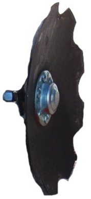 Picture of Notched Marker Disc Assembly.