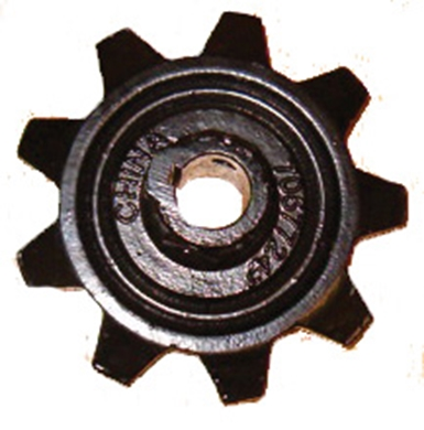Picture of Gathering Chain Drive Sprocket, Black Head.