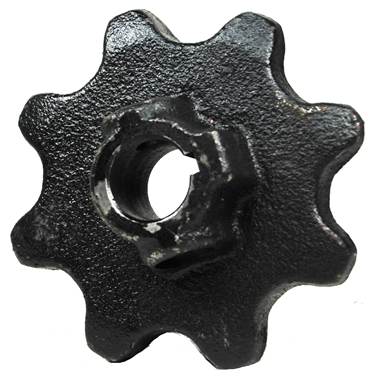 Picture of Gathering Chain Drive Sprocket, Hugger Head.