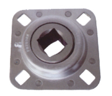"Picture of Bearing with 1 1/4"" Square Center."