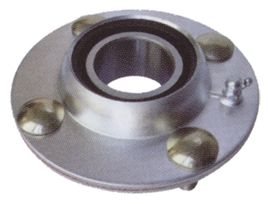 "Picture of Bearing Kit,  2 3/16"" center hole."