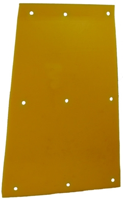 """Picture of 600 Series Skid Plate Cover, 9.5"""" x 14.5"""