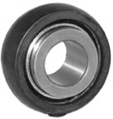 "Picture of Bearing with Rubber Ring, 1.75"" Round Center."