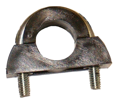 Picture of Bearing Base for U-bolt style bearings.