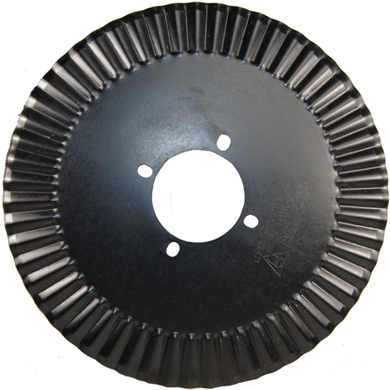 "Picture of 16"" Fluted Coulter to fit Yetter & others."