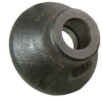 """Picture of Bearing spool for 7.5"""" spacing."""