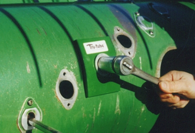 "Picture of Tru-Tube® for 12"" Augers"
