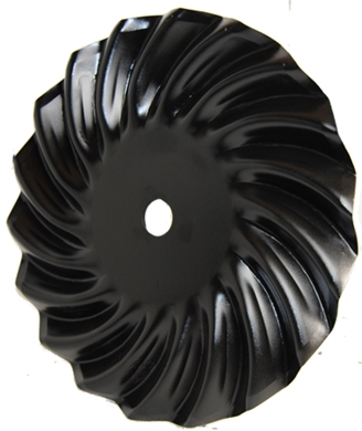 "Picture of 22"" Vortex Coulter to fit Great Plains Vertical Tillage Machines"