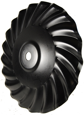 "Picture of 20"" Flat Center Concave Vortex - Right Hand."