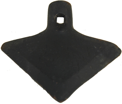 "Picture of 7"" x 1/4"", 3/8"" bolt Shovel."