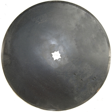 "Picture of 22"" Flat Coulter, Square hole"