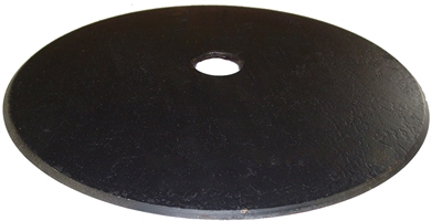 "Picture of 22"" x 6 mm (approx 1/4"") thick, pilot blade."