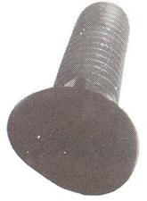 Picture for category Elliptical Head (Danish) Bolts