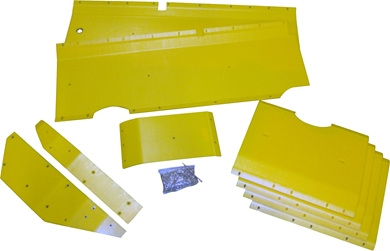 Picture of Poly Skid Plate Kit for John Deere 216.