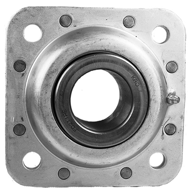 Picture of Flanged bearing.
