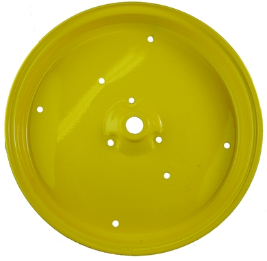 "Picture of 4.5"" x 16"" Rim only, Yellow."
