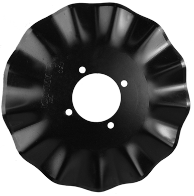 "Picture of 15"" 13 Wave Blade, 4 Bolt"