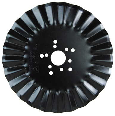 "Picture of 16"" 25 Wave to fit John Deere."