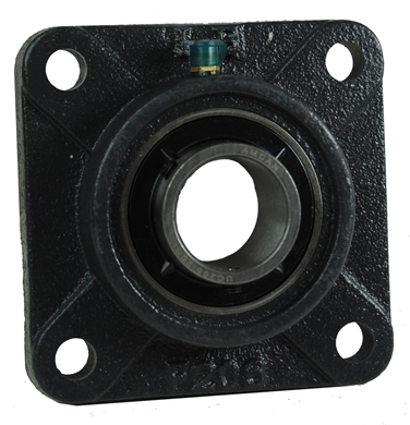 Picture of Bearing and Cast Flange