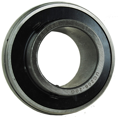 "Picture of Bearing, 1 1/4"" Self aligning."