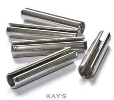 "Picture of 1/4"" x 1 3/4"" package of 10."