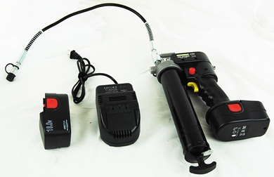 Picture of Battery Operated Grease Gun Kit