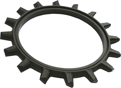 Picture of Poly Spike Ring Kit