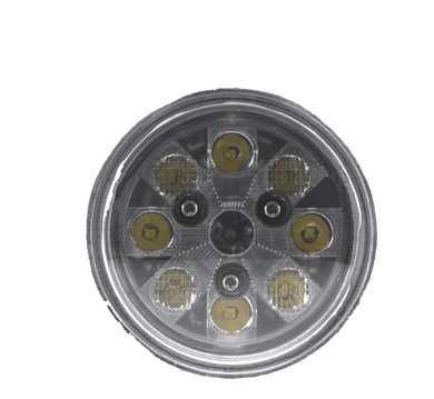 Picture of 24W LED Sealed Round, Hi/Lo Beam