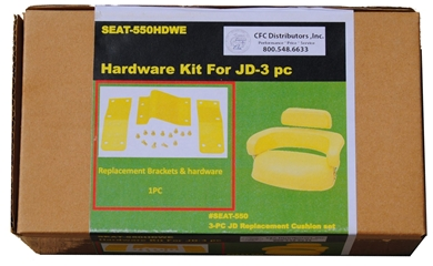 Picture of Hardware kit for JD 3 pc