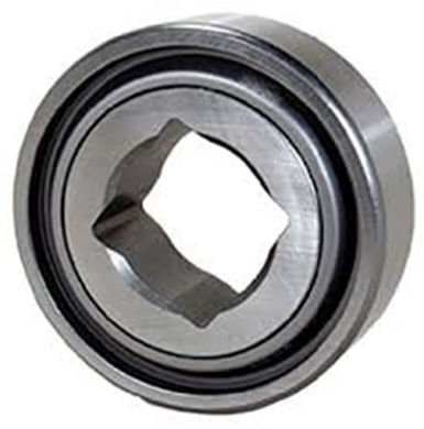 "Picture of Bearing with 1 1/8"" Square Center, Flat O.D."
