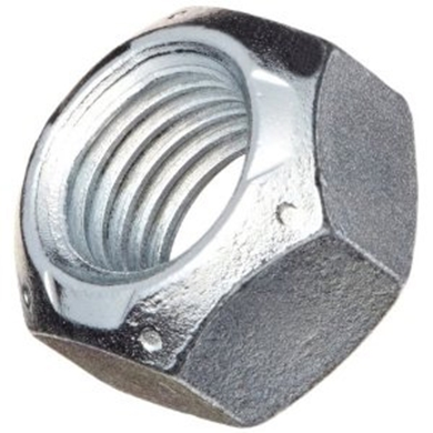 "Picture of 3/4"" All Metal Lock nut. 25/pk"