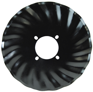 "Picture of 18"" Vortex Coulter."