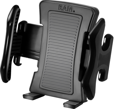 Picture of Medium Size Universal Spring Loaded Cradle for Cell Phones, iPhones & iPods