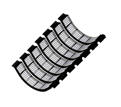 Picture of Concave set, KX7 for Agco