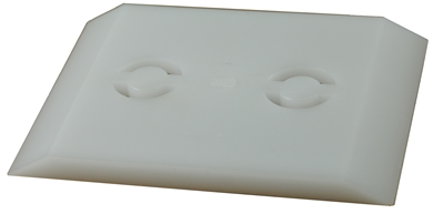 Picture of Geringhoff plastic guide.
