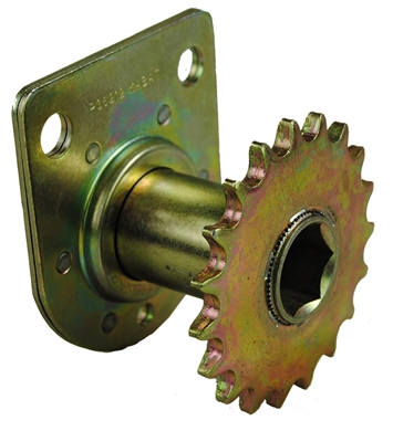 Picture of Sprocket and Bearing