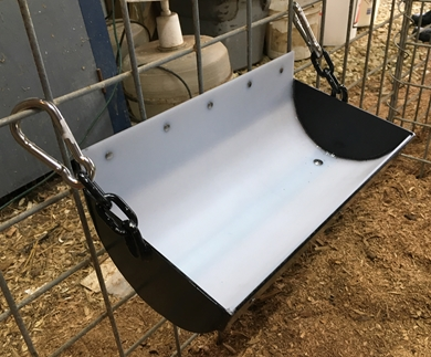 Picture of Feeder for Swine, Sheep, Goats