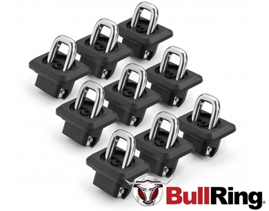Picture of 9 Pack - Bullet Retractable Tie Downs