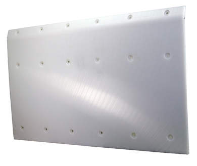 """Picture of Poly Skid Plate Repair, IH 820 29 1/2"""" x 17 3/4""""."""