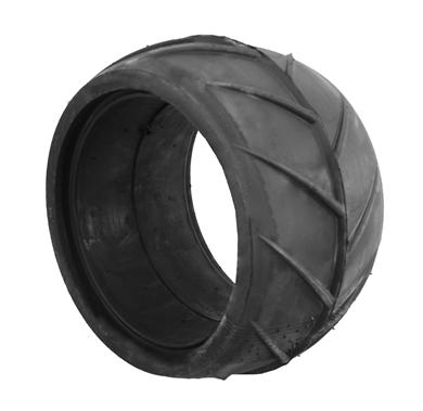 "Picture of Press Wheel Tire, 6.5"" x 12"""