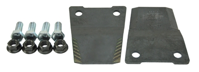 Picture of Straw Claw, CNH, 2 pk with hardware