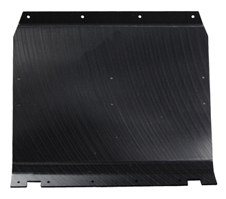 Picture of CIH Poly skid plate